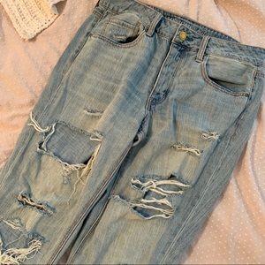 Tomgirl lightwash jeans